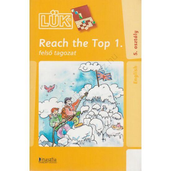 Reach the top 1. (LDI-319)- Helyes kiejtés, nyelvtan