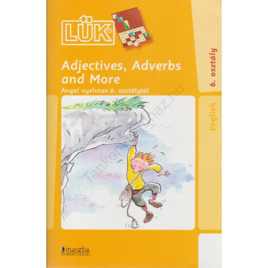 Adjectives, adverbs and more (LDI-323)