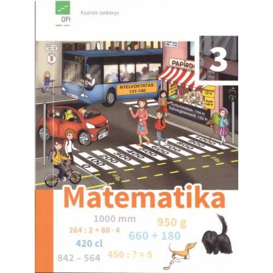 Matematika 3. tankönyv (FI-503010301/1)
