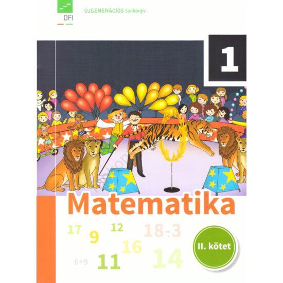 Matematika 1. tankönyv II. kötet (FI-503010102/1)
