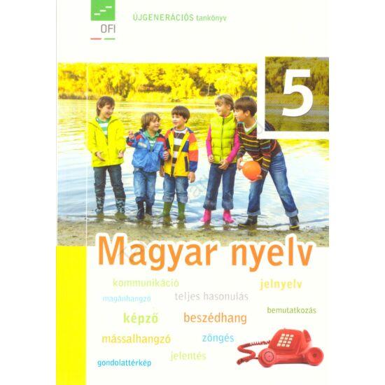 Magyar nyelv 5. tankönyv  (FI-501010501/1)