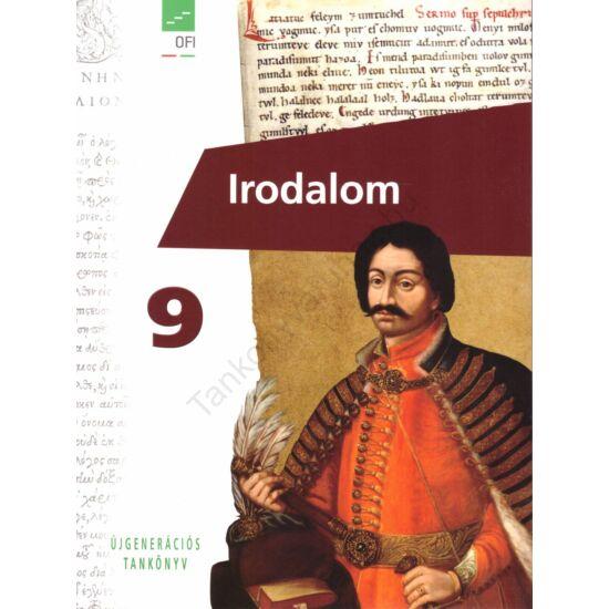 Irodalom 9. tankönyv (FI-501020901/1)