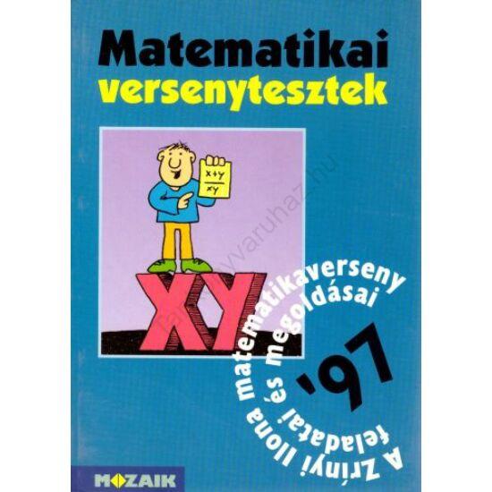 Matematikai versenytesztek '97 (MS-2209)