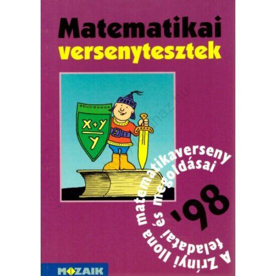 Matematikai versenytesztek '98 (MS-2210)