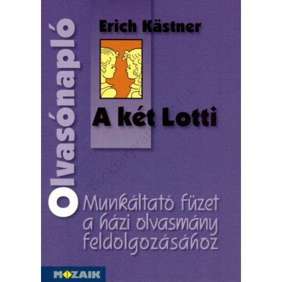 E. Kastner: A két Lotti (MS-1462)