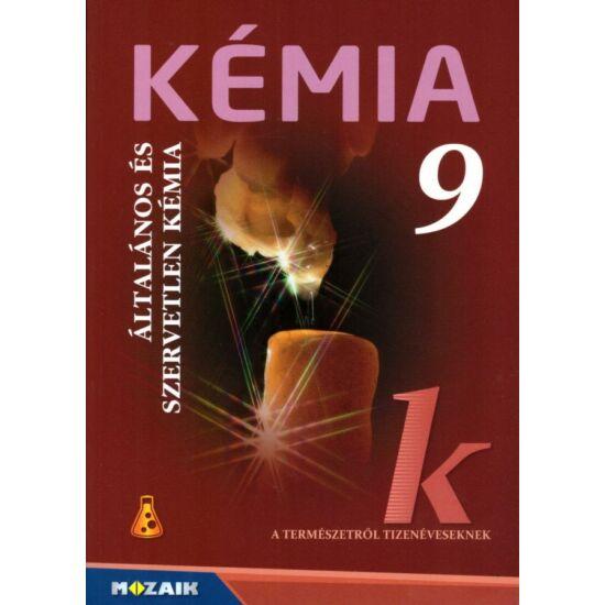 Kémia 9. tankönyv (MS-2616U)