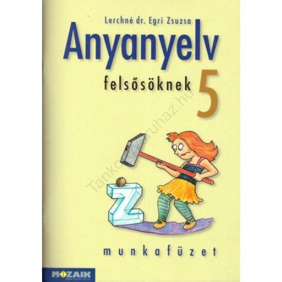 Anyanyelv felsősöknek 5. munkafüzet (MS-2585U)