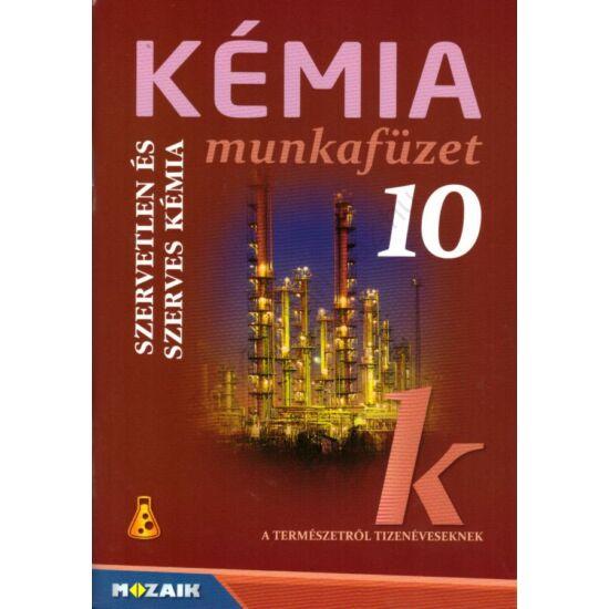 Kémia 10. munkafüzet (MS-2820U)
