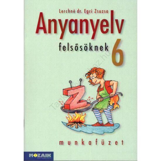 Anyanyelv felsősöknek 6. munkafüzet (MS-2586U)