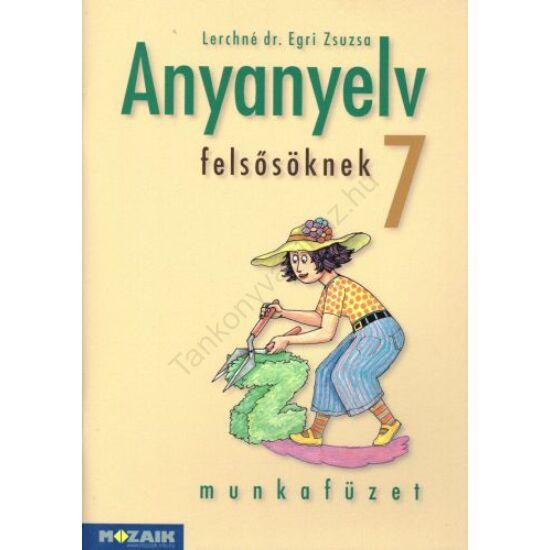 Anyanyelv felsősöknek 7. munkafüzet (MS-2587T)