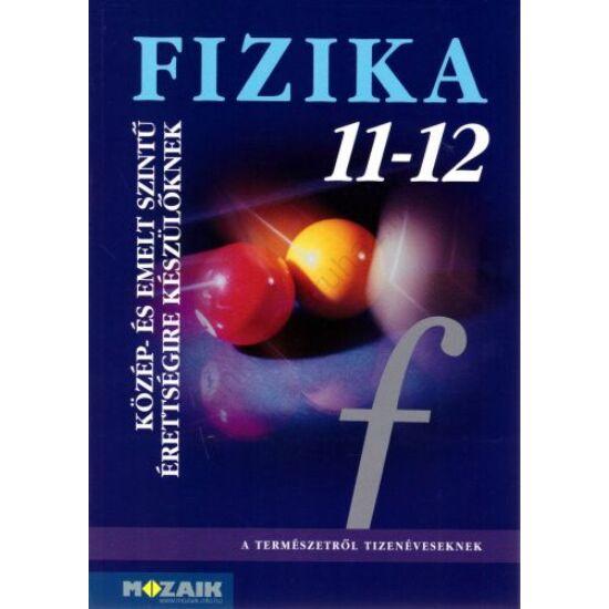 Fizika 11-12. (MS-2627)