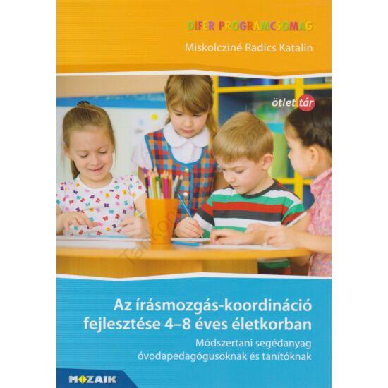 DIFER - Az írásmozgáskoordináció fejlesztése 4-8 éves életkorban (MS-9325)