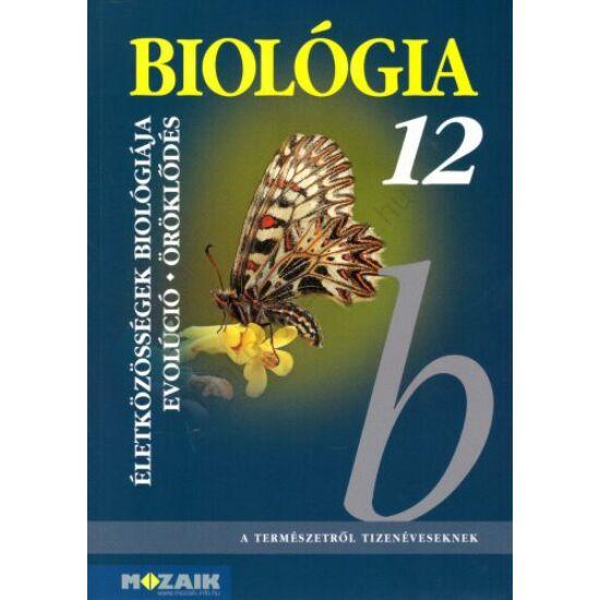 Biológia 12. (MS-2643T)