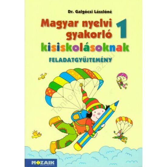 Magyar nyelvi gyakorló kisiskolásoknak 1. feladatgyűjtemény (MS-2500U)