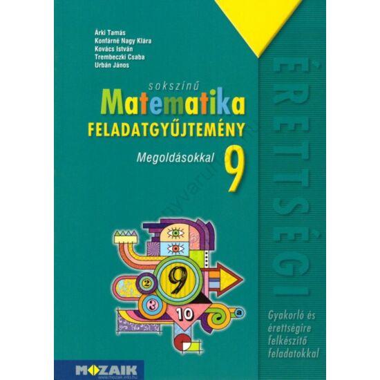 Sokszínű Matematika 9. feladatgyűjtemény (MS-2321)