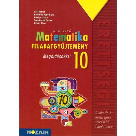 Sokszínű Matematika 10. feladatgyűjtemény (MS-2322)