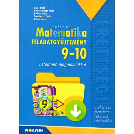 Sokszínű Matematika 9-10. feladatgyűjtemény (MS-2323)