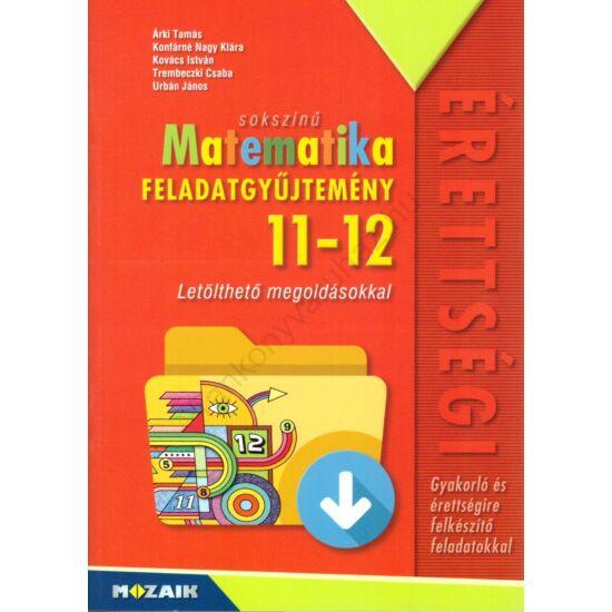 Sokszínű Matematika 11-12. feladatgyűjtemény