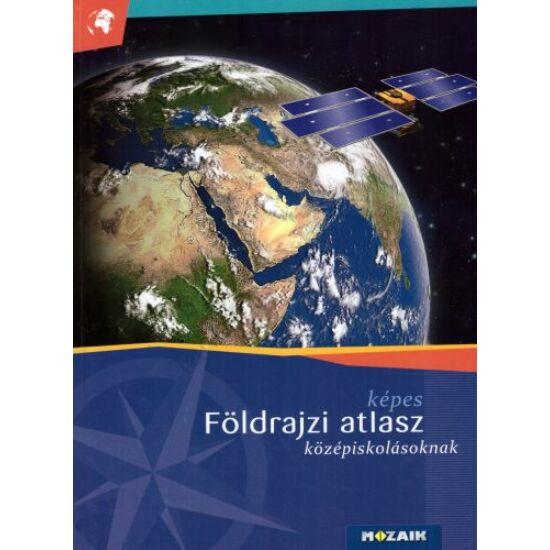 képes Földrajzi atlasz középiskolásoknak (MS-4109U)