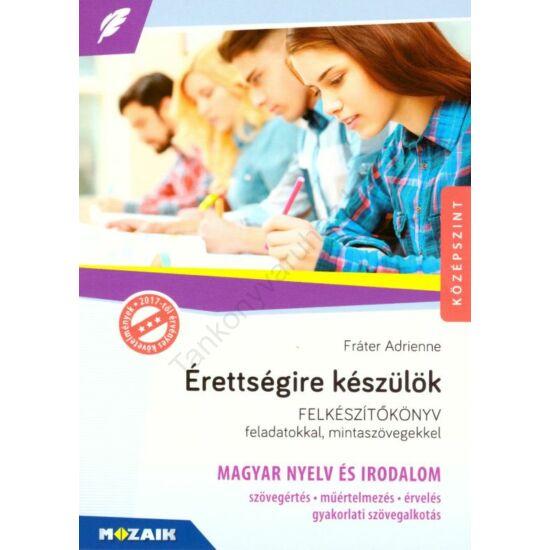Érettségire készülök - Magyar nyelv és irodalom  (MS-2375U)