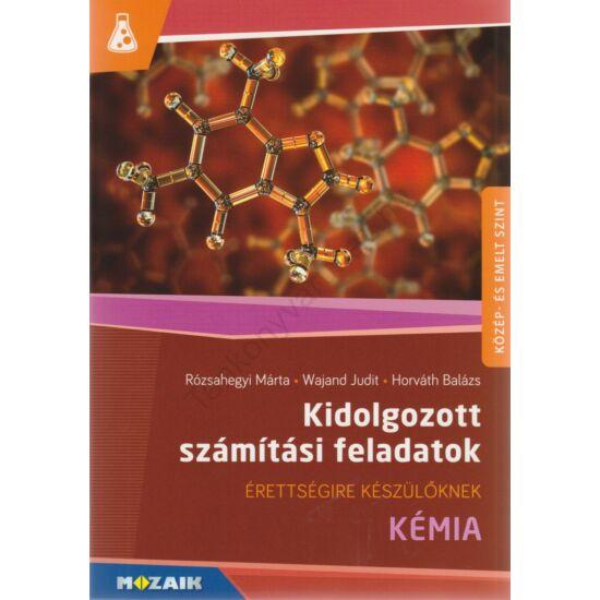 Kidolgozott számítási feladatok - Kémia (MS-3157)