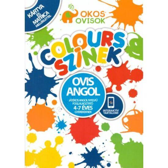 OVIS ANGOL-COLOURS