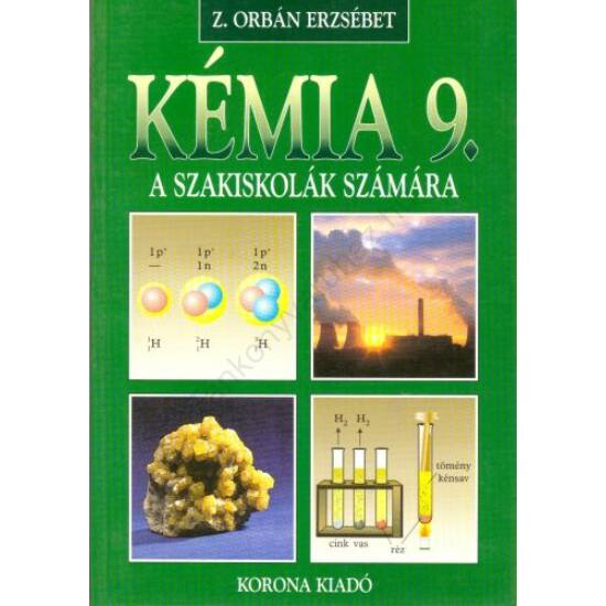 Kémia 9. (KO-0135)