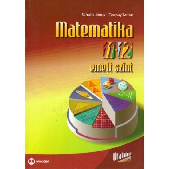 Matematika 11-12. évfolyam emelt szint (MX-350)