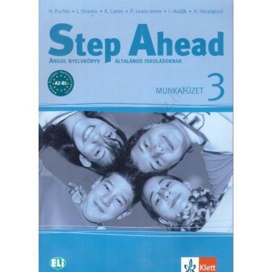 Step Ahead 3. Munkafüzet (RK-957299-7)