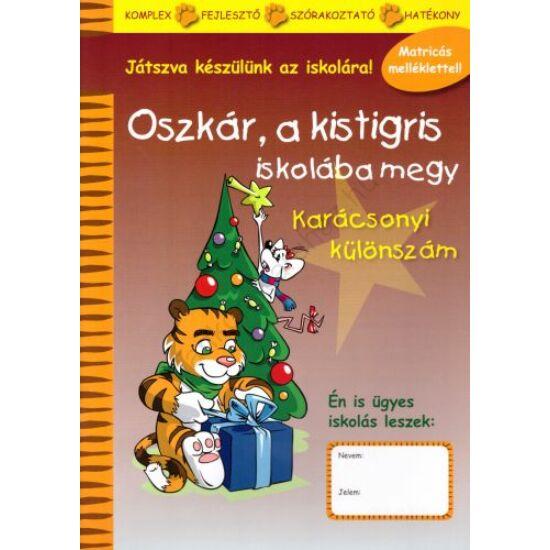 Oszkár, a kistigris iskolába megy - Karácsonyi különszám