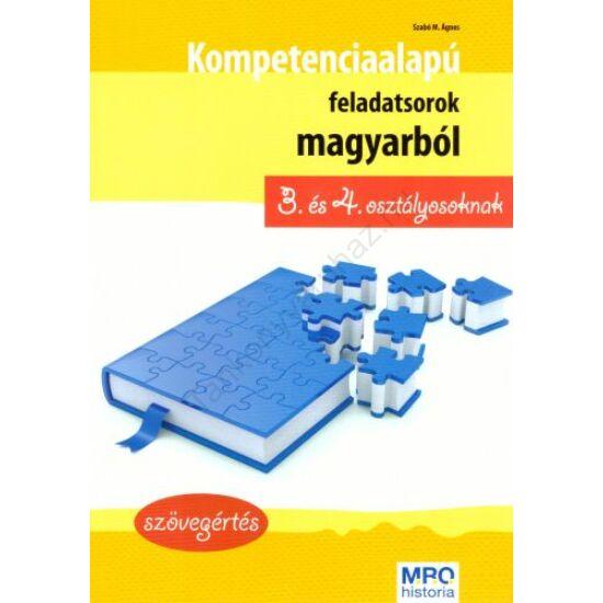 Kompetenciaalapú feladatsorok magyarból 3-4. osztályosoknak