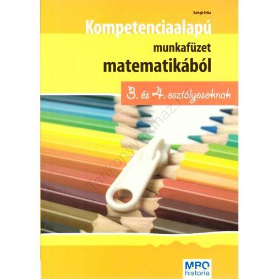 Kompetenciaalapú feladatsorok matematikából 3-4. osztályosoknak