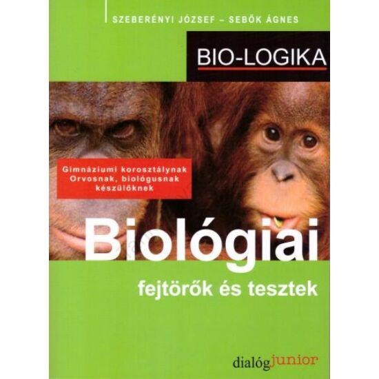 Biológia fejtörők és tesztek