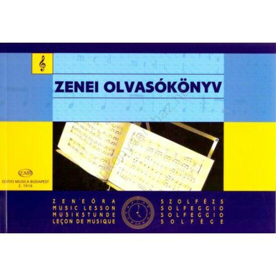 Zenei Olvasókönyv (Z. 1916)