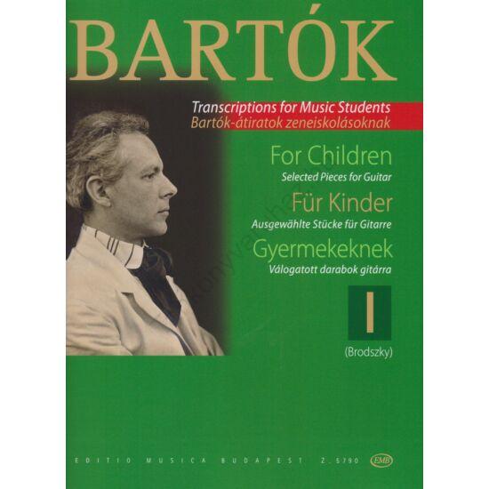 Bartók Béla:Gyermekeknek I.