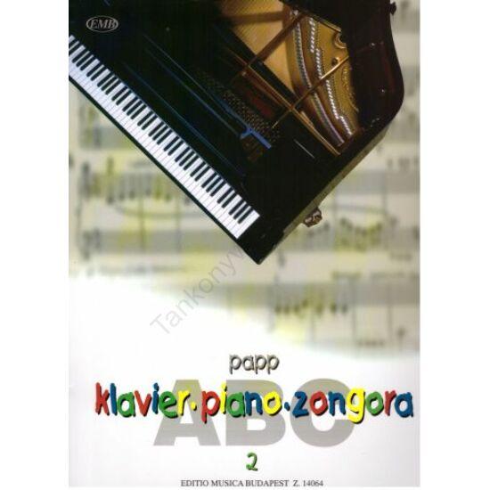 Papp Lajos: Zongora-ABC 2.