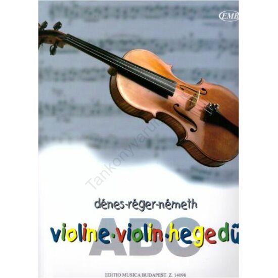Hegedű-ABC