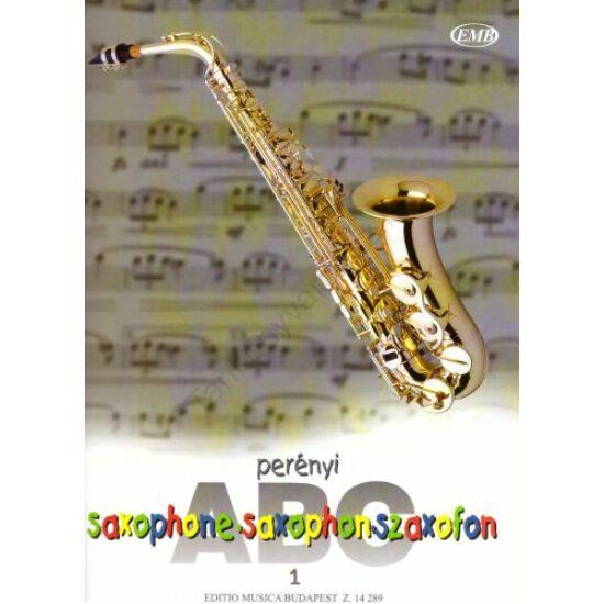 Perényi-Perényi: Szaxofon ABC 1.
