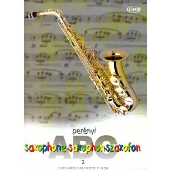 Perényi-Perényi: Szaxofon ABC 2.