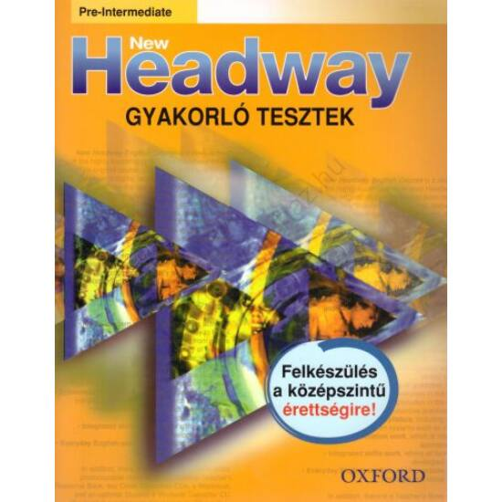 New Headway Pre-Intermediate Gyakorló tesztek