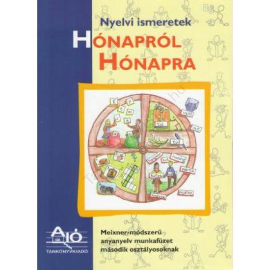 Hónapról hónapra nyelvi ismeretek 2. osztály