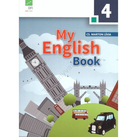 My English Book 4. (AP-042403)