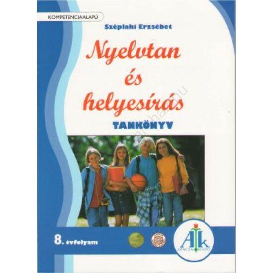 Nyelvtan és helyesírás  8. (AP-080303)