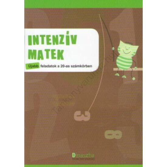 Intenzív matek - Újabb feladatok a 20-as számkörben