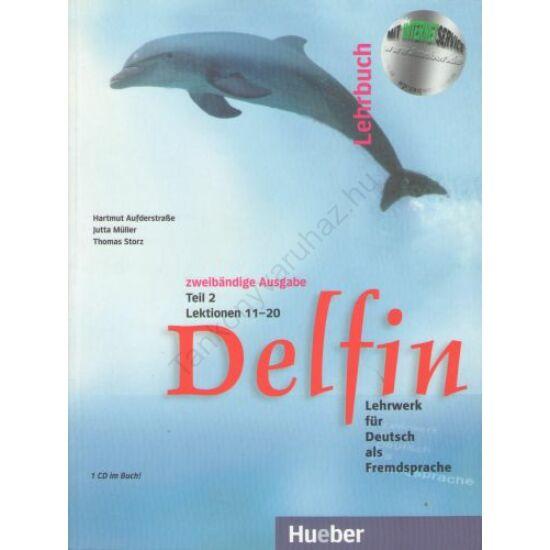 Delfin 2 Lehrbuch Lektionen 11-20 mit CD