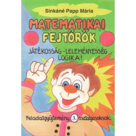 Matematikai fejtörők 3. (JK-21)