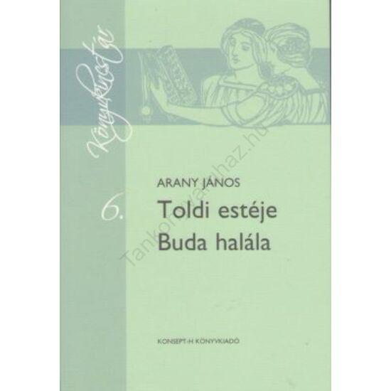 Toldi estéje-Buda halála