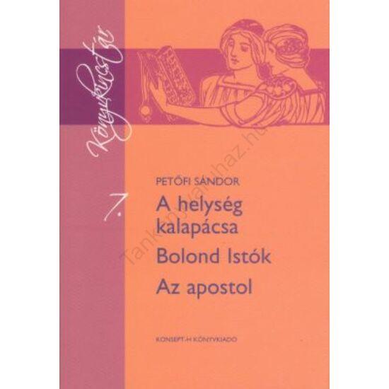 A helység kalapács-Bolond Istók-Az apostol