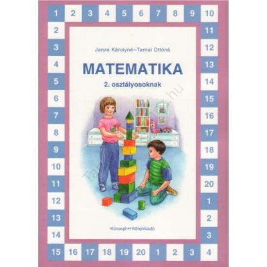 Matematika 2. osztályosoknak  (KT-0720)
