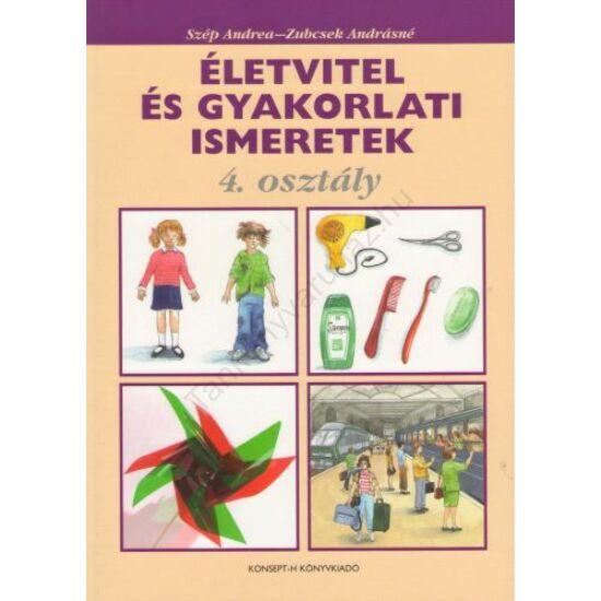 Életvitel és gyakorlati ismeretek 4. (KT-0749)